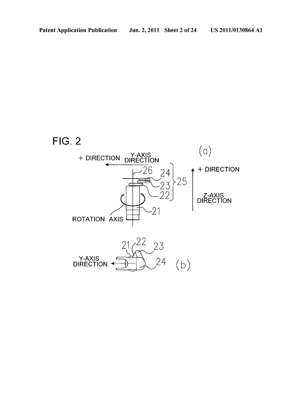 TRANSPORT APPARATUS, POSITION TEACHING METHOD, AND SENSOR JIG - diagram, schematic, and image 03