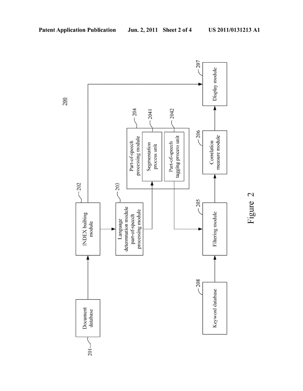 Apparatus and Method for Mining Comment Terms in Documents - diagram, schematic, and image 03