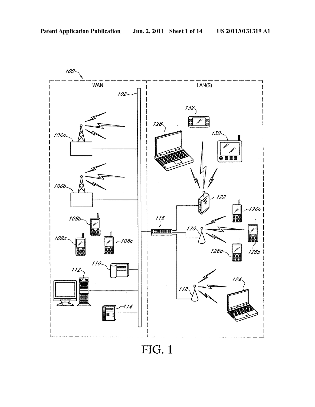 SYSTEMS AND METHODS FOR OPTIMIZING CHANNEL RESOURCES BY COORDINATING DATA     TRANSFERS BASED ON DATA TYPE AND TRAFFIC - diagram, schematic, and image 02
