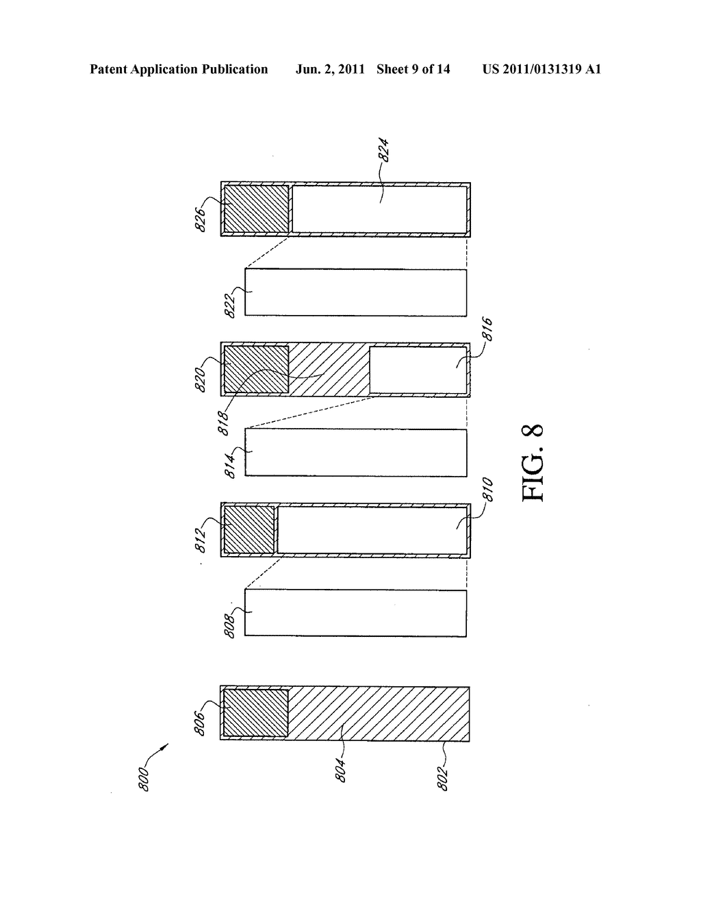 SYSTEMS AND METHODS FOR OPTIMIZING CHANNEL RESOURCES BY COORDINATING DATA     TRANSFERS BASED ON DATA TYPE AND TRAFFIC - diagram, schematic, and image 10