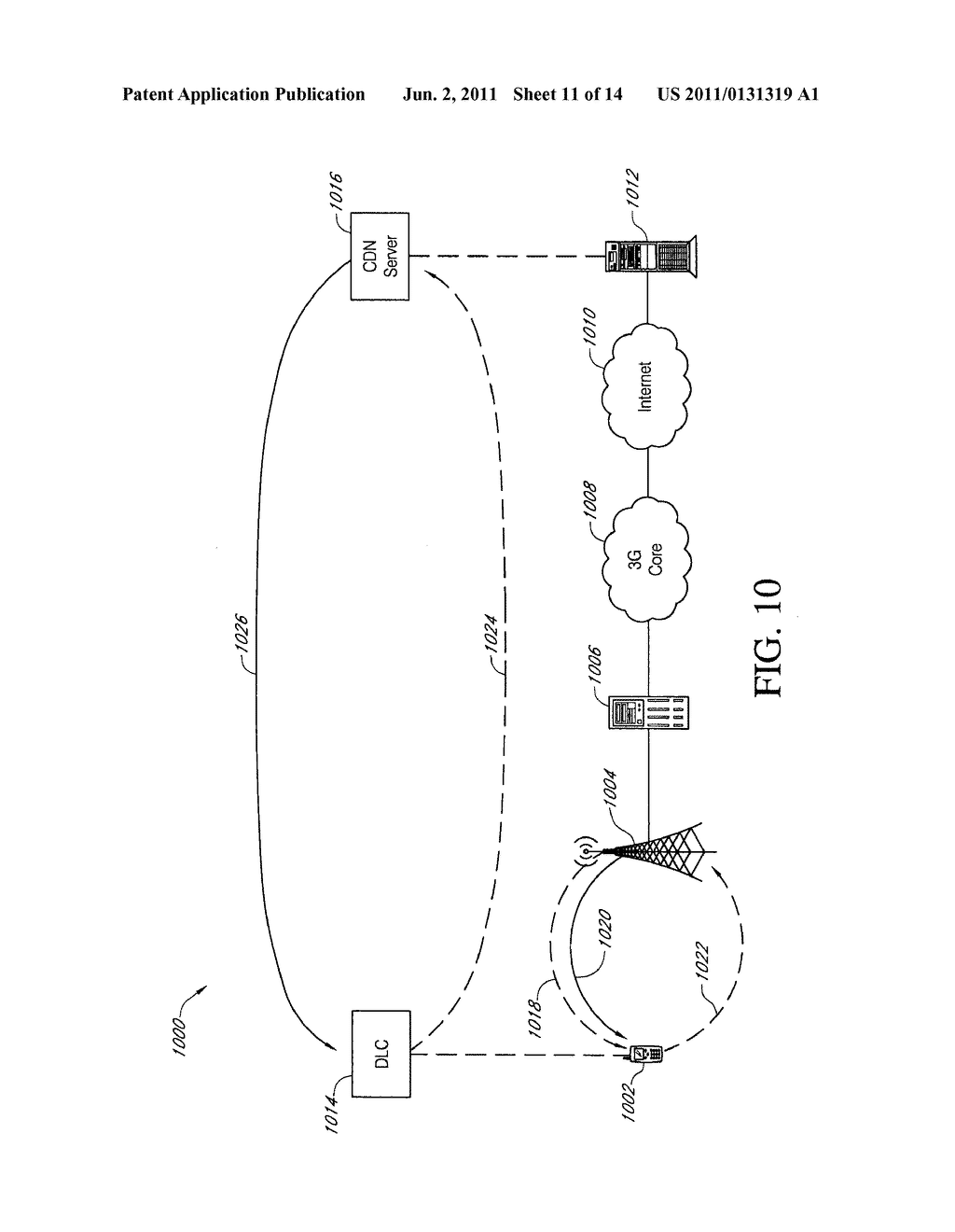 SYSTEMS AND METHODS FOR OPTIMIZING CHANNEL RESOURCES BY COORDINATING DATA     TRANSFERS BASED ON DATA TYPE AND TRAFFIC - diagram, schematic, and image 12