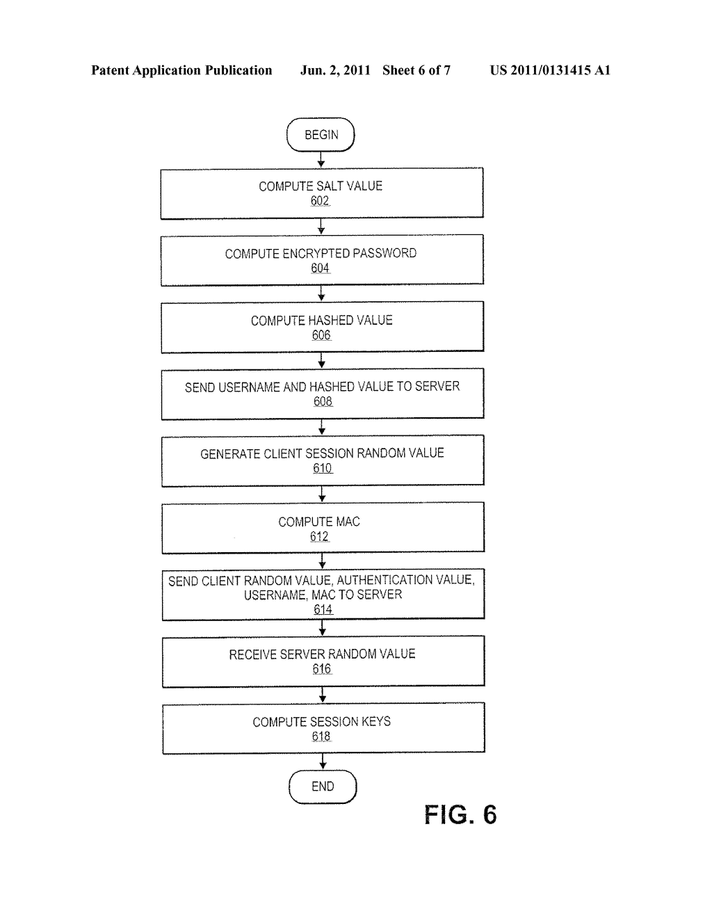 MULTIFACTOR USERNAME BASED AUTHENTICATION - diagram, schematic, and image 07