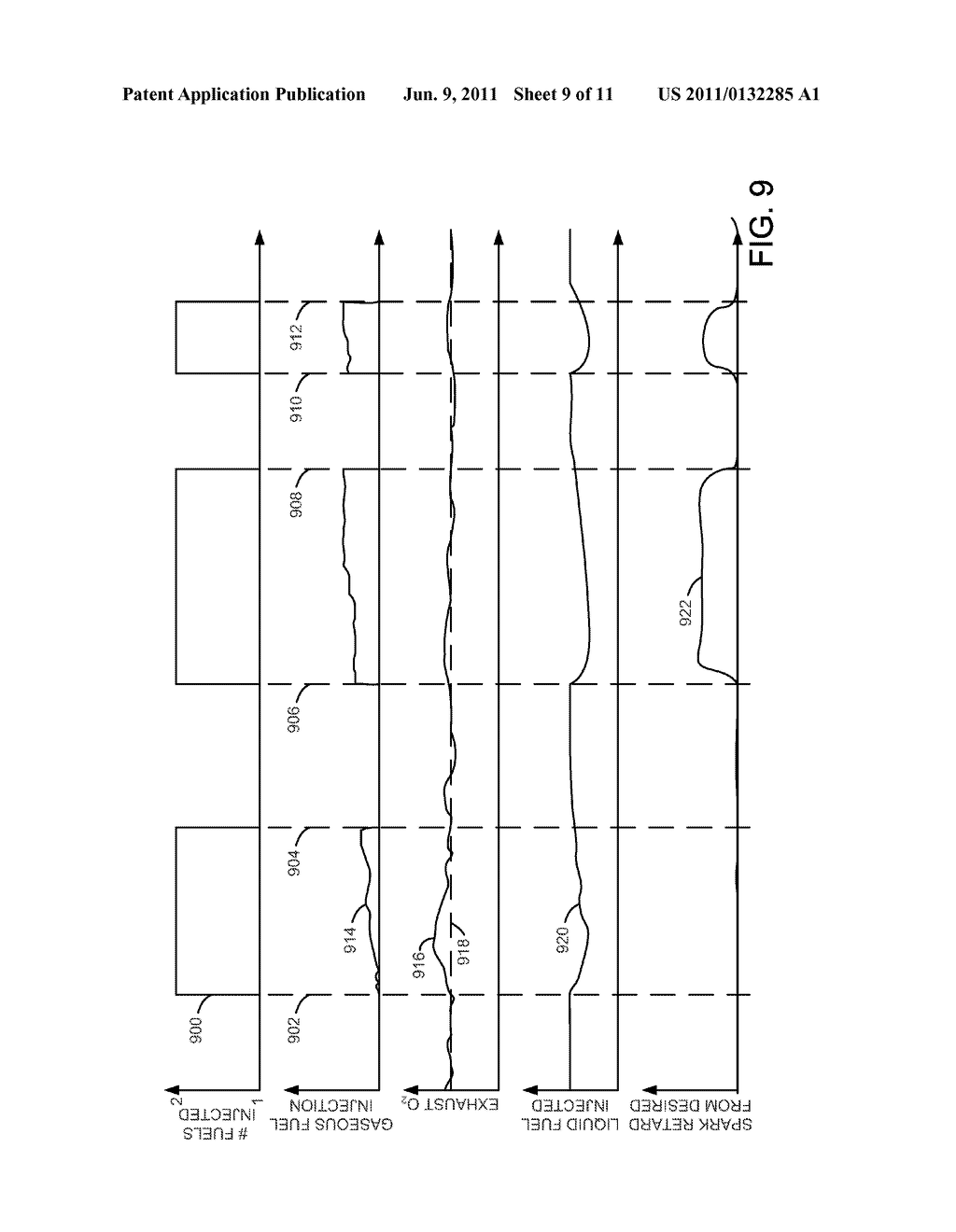 METHOD FOR OPERATING AN ENGINE - diagram, schematic, and image 10