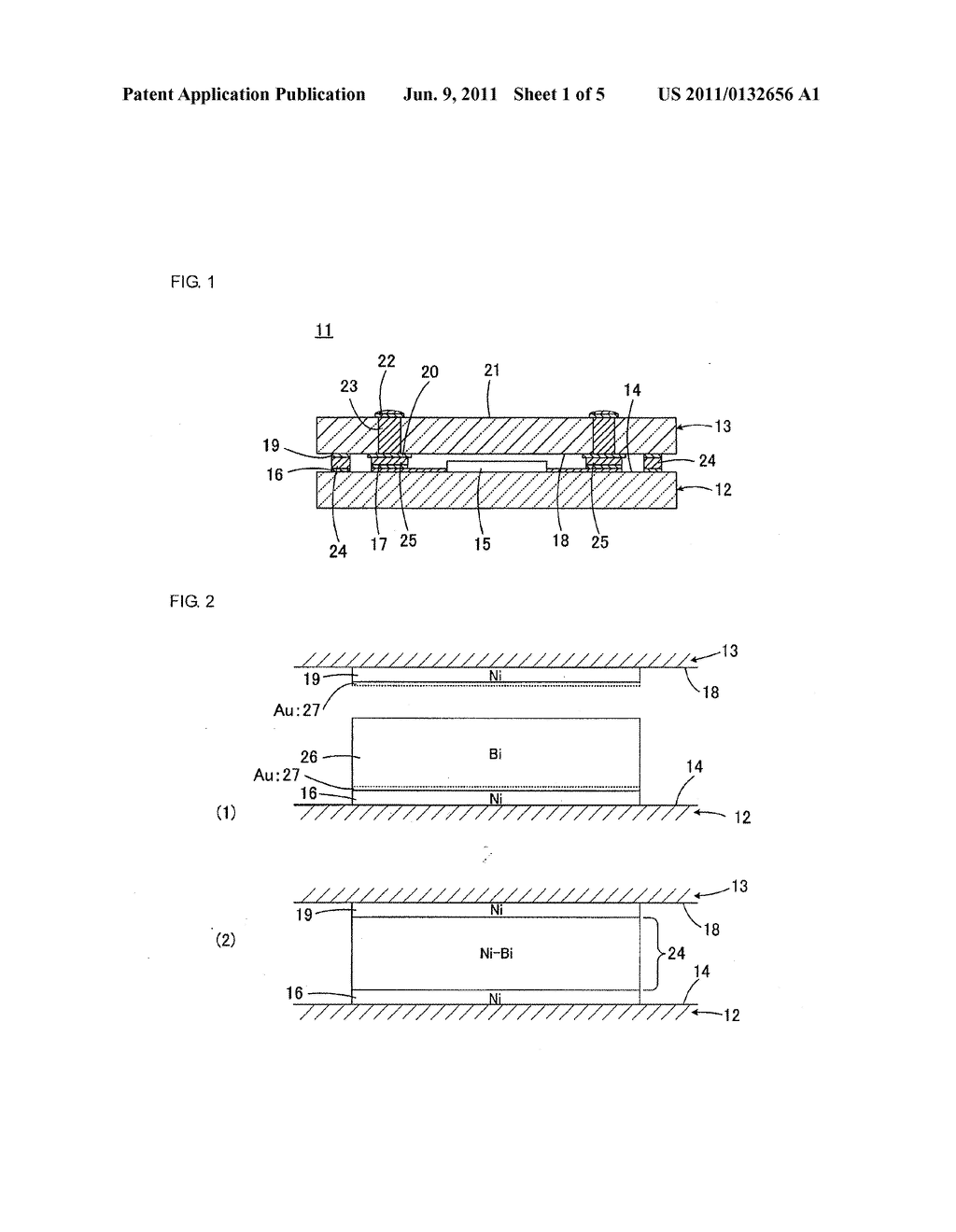 Electronic Component Device and Method for Manufacturing the Same - diagram, schematic, and image 02
