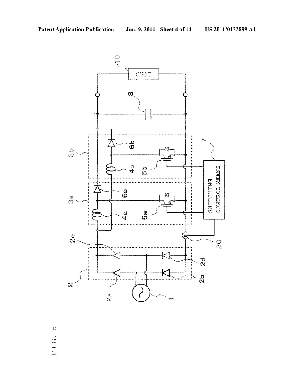 Converter Circuit And Motor Drive Apparatus Air Conditioner Induction Heating Circuits Refrigerator Cooker Provided With The Diagram Schematic