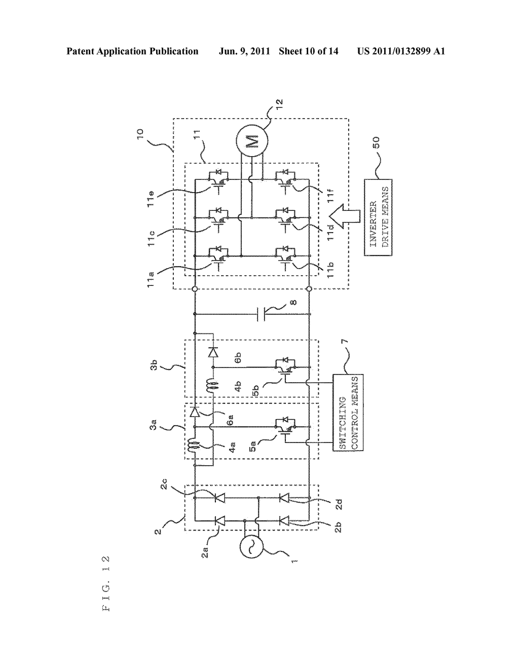Converter Circuit And Motor Drive Apparatus Air Conditioner Ge Refrigerator Computer Wiring Diagram Induction Heating Cooker Provided With The Schematic