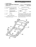 REINFORCEMENT DEVICE FOR VEHICLE diagram and image
