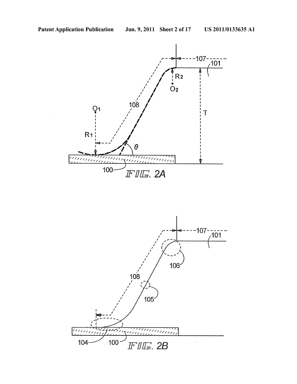 Display Device and Method of Fabricating the Display Device - diagram, schematic, and image 03