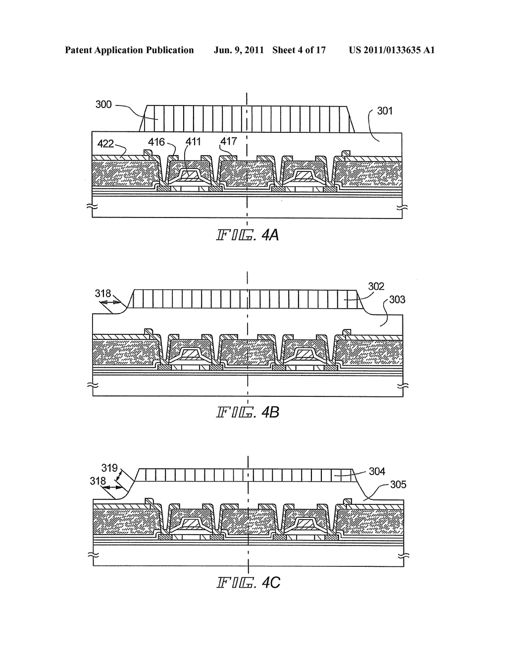 Display Device and Method of Fabricating the Display Device - diagram, schematic, and image 05