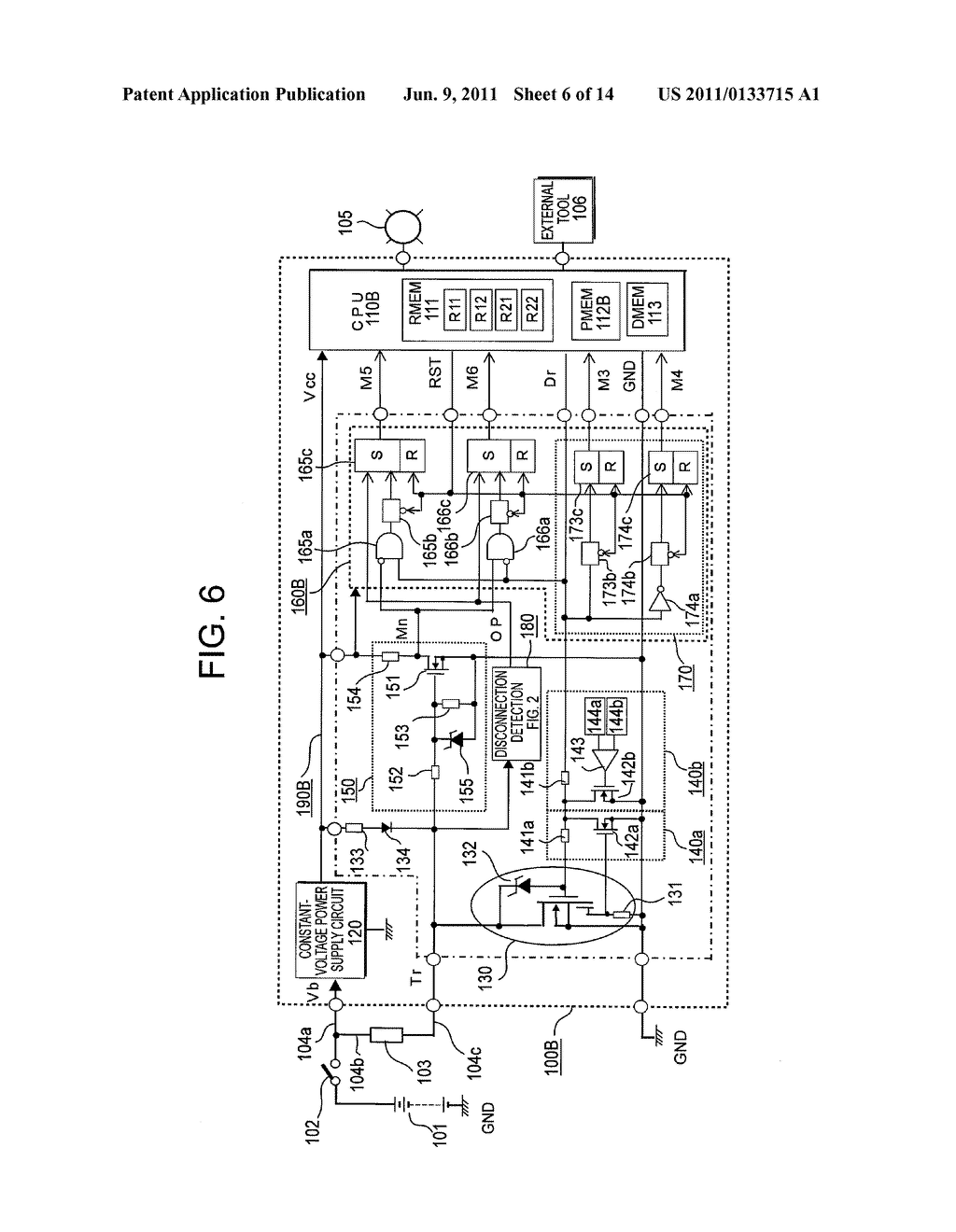 DRIVE CONTROL DEVICE FOR AN ELECTRIC LOAD - diagram, schematic, and image 07