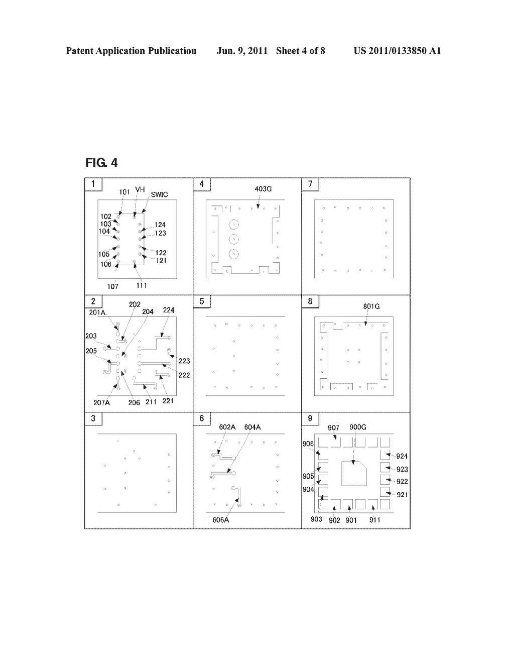 HIGH-FREQUENCY MODULE - diagram, schematic, and image 05