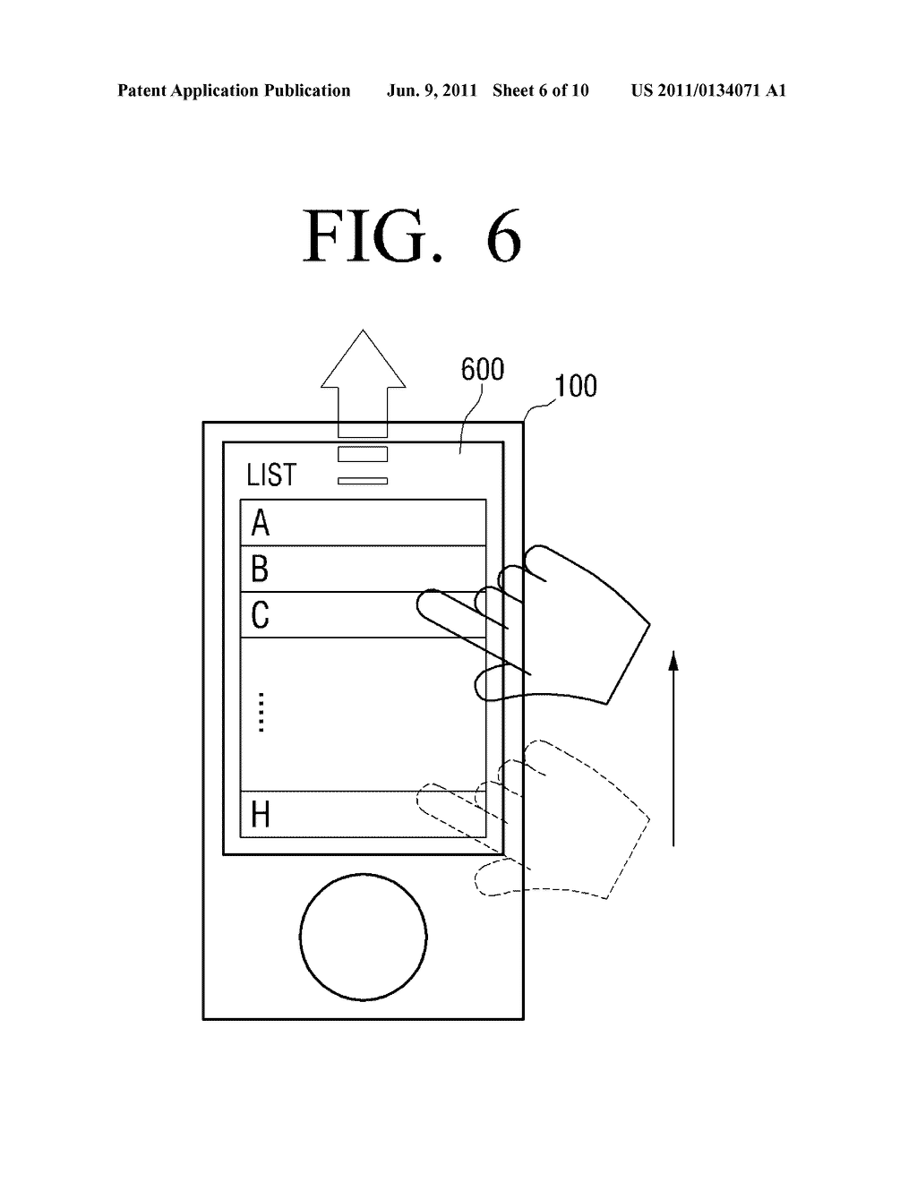 DISPLAY APPARATUS AND TOUCH SENSING METHOD - diagram, schematic, and image 07