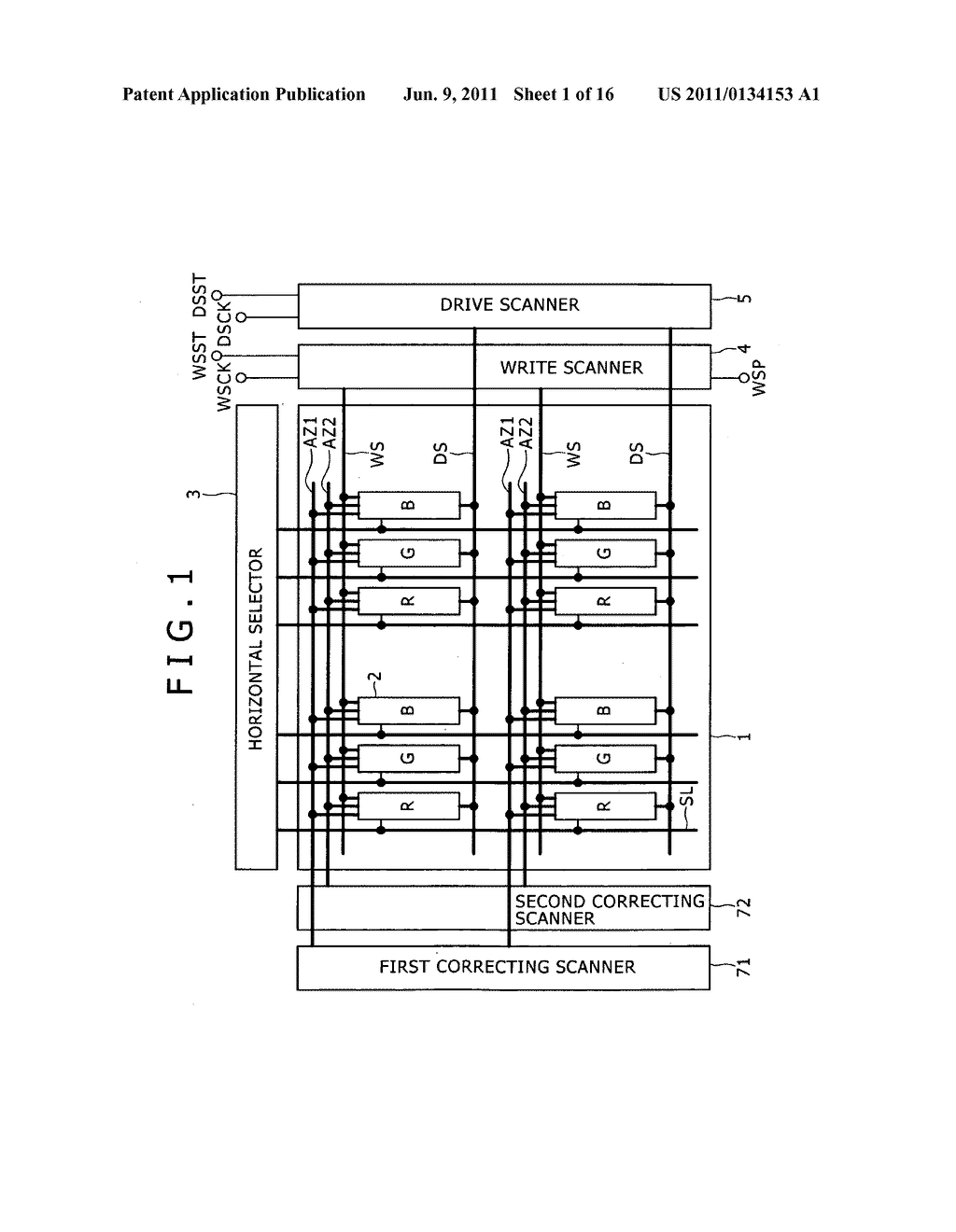 Display apparatus and driving method therefor - diagram, schematic, and image 02