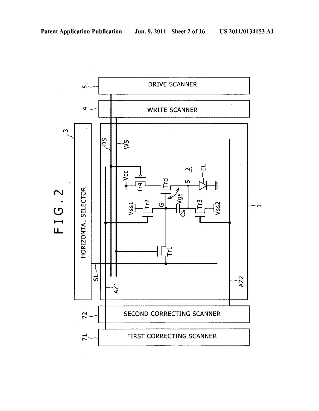 Display apparatus and driving method therefor - diagram, schematic, and image 03
