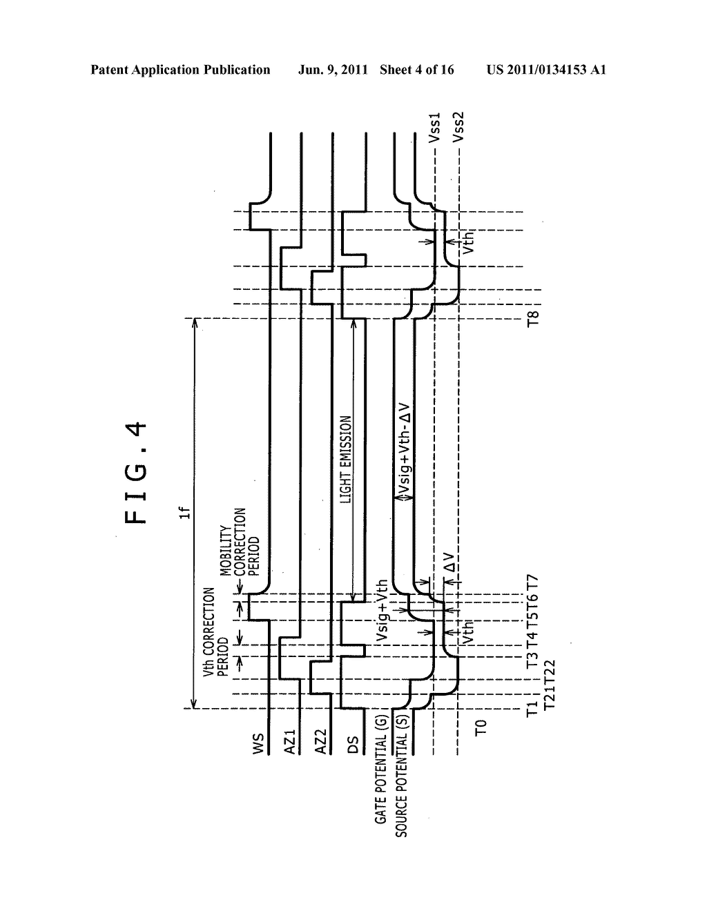 Display apparatus and driving method therefor - diagram, schematic, and image 05