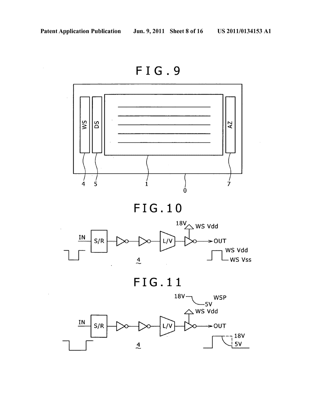 Display apparatus and driving method therefor - diagram, schematic, and image 09