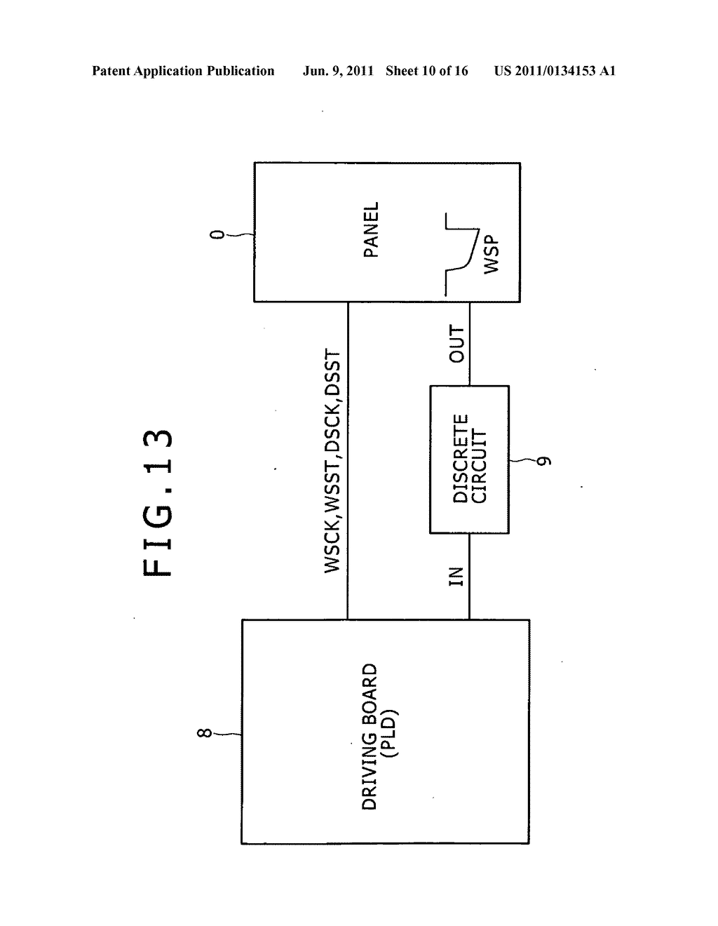 Display apparatus and driving method therefor - diagram, schematic, and image 11