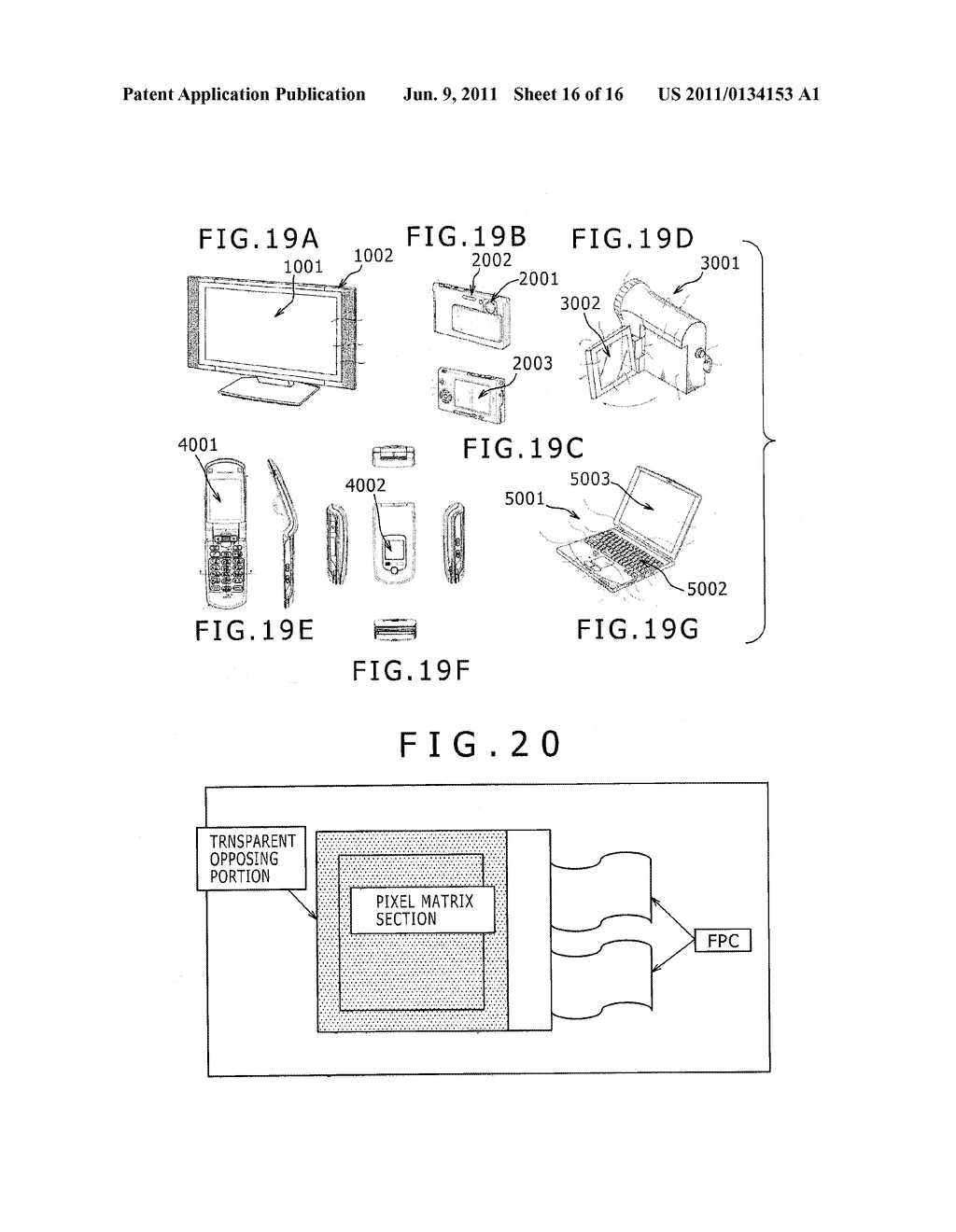 Display apparatus and driving method therefor - diagram, schematic, and image 17