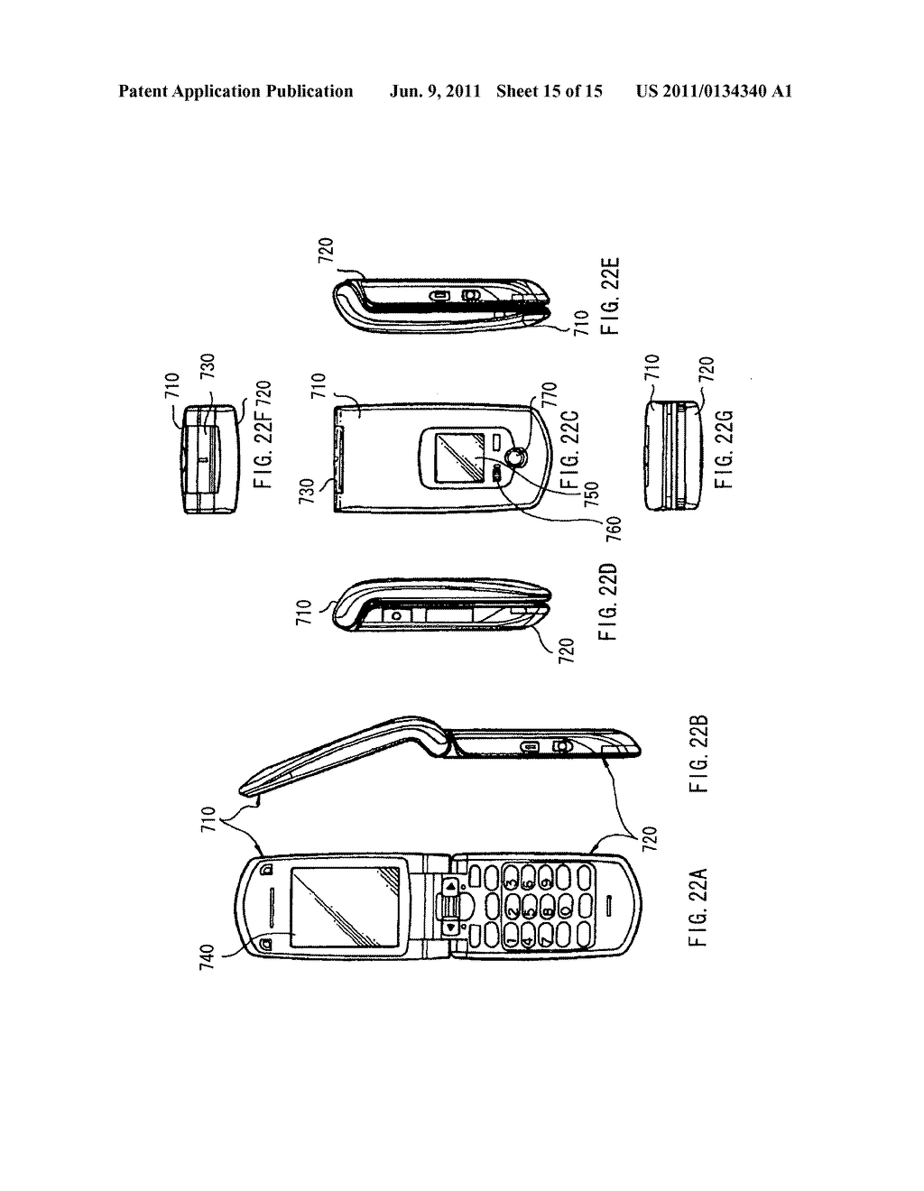 Display device, method of driving the display device, and electronic     device - diagram, schematic, and image 16