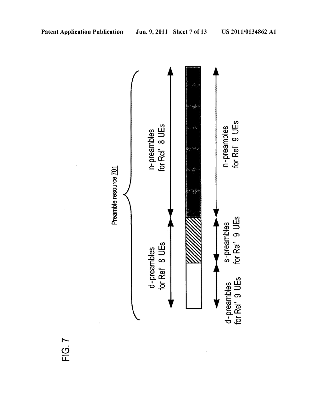 METHOD AND APPARATUS FOR PERFORMING RANDOM ACCESS PROCEDURE USING SOFT     DEDICATED PREAMBLES - diagram, schematic, and image 08