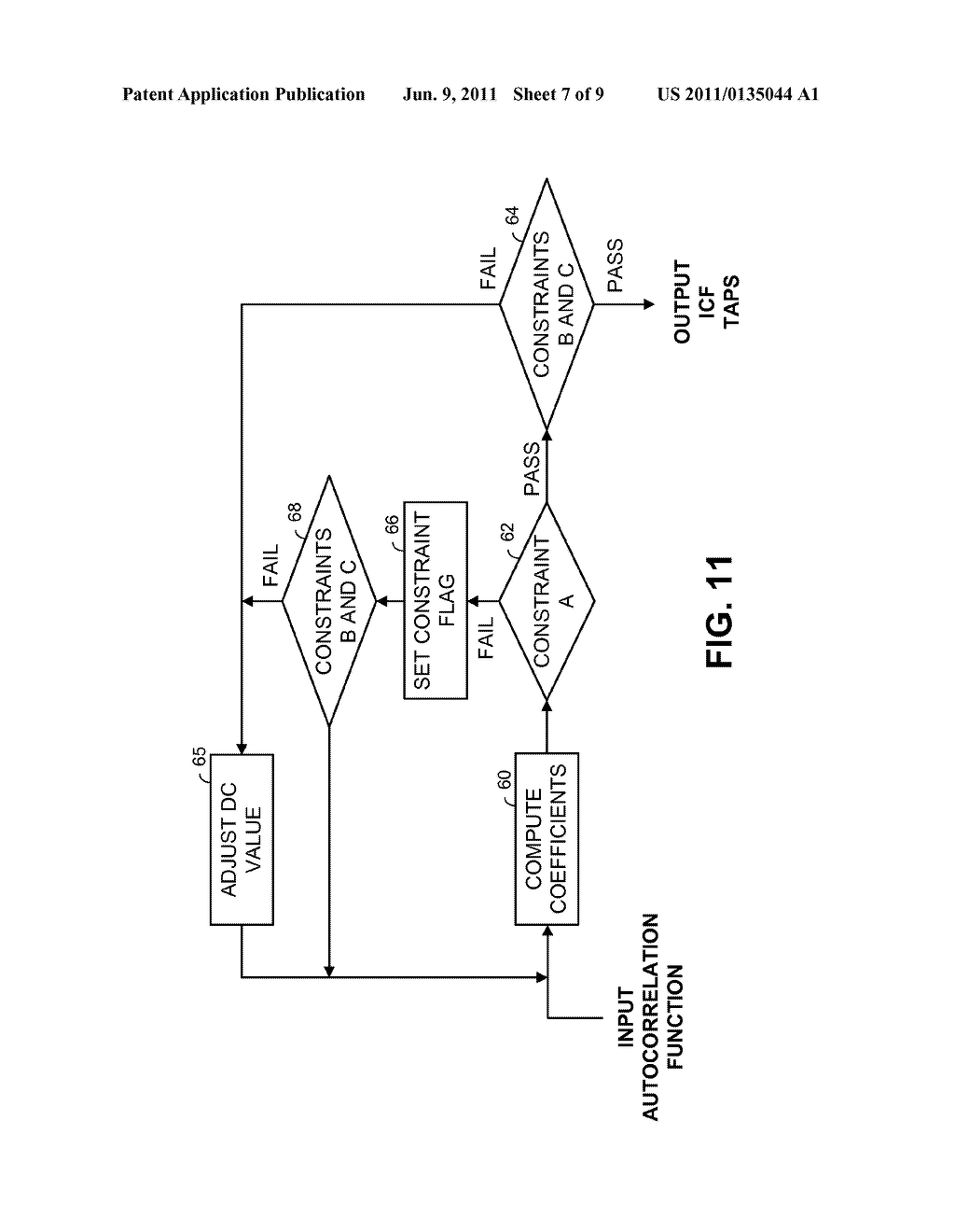 System and Method for Canceling Interference in a Communication System - diagram, schematic, and image 08