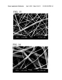 Polysulfone and poly(N-vinyl lactam) polymer alloy and fiber and filter     materials made of the alloy diagram and image