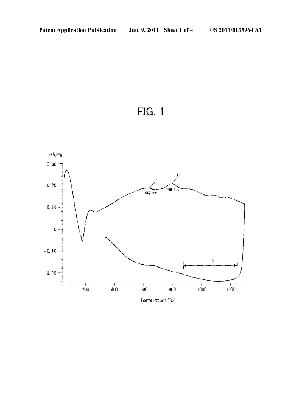 CRYSTALLIZED GLASS SUBSTRATE FOR INFORMATION RECORDING MEDIUM AND METHOD     OF PRODUCING THE SAME - diagram, schematic, and image 02