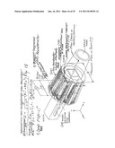 MAGNETIC ADVANCED GENERATION JET ELECTRIC TURBINE diagram and image