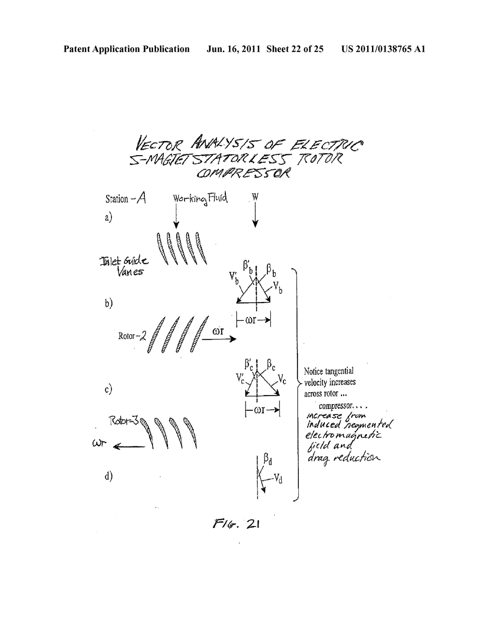 MAGNETIC ADVANCED GENERATION JET ELECTRIC TURBINE - diagram, schematic, and image 23