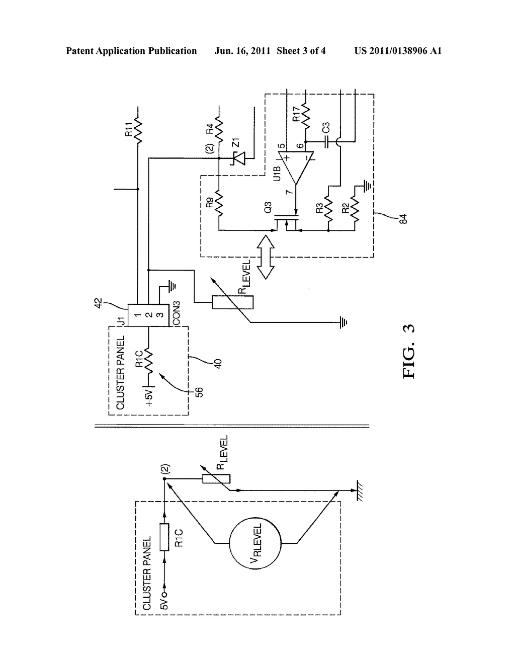 Programmable Electronic Circuit To Process A Hall Effect Signal For Circuits Use In Liquid Level Sensor Diagram Schematic And Image 04