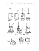 Brake cartridges for power equipment diagram and image