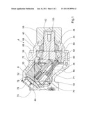 AXIAL PISTON MACHINE diagram and image