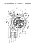 Rotary, Internal Combustion Engine diagram and image