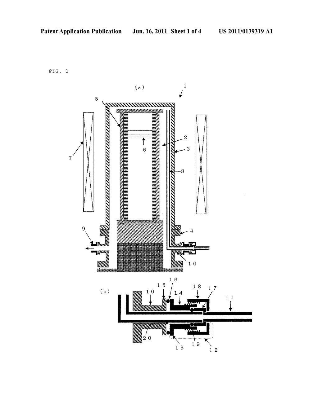 VERTICAL HEAT TREATMENT APPARATUS AND HEAT TREATMENT METHOD - diagram, schematic, and image 02