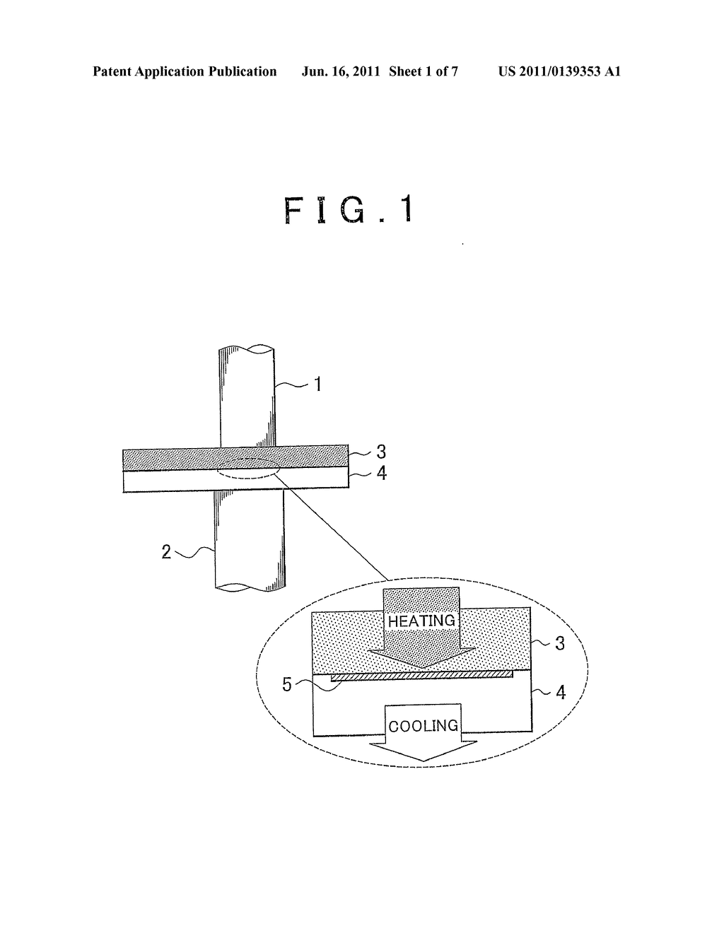 METHOD AND APPARATUS FOR JOINING RESIN AND METAL - diagram, schematic, and image 02