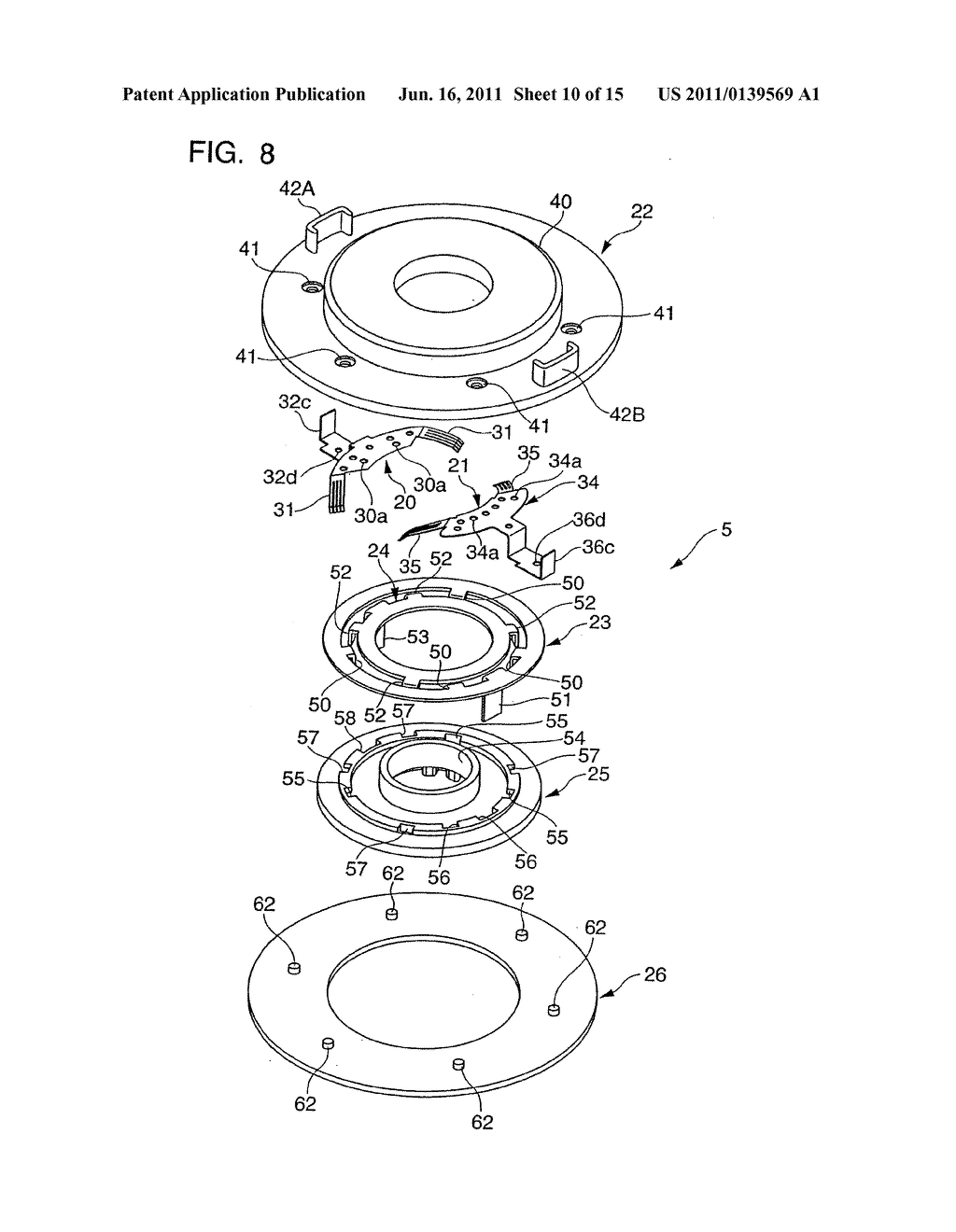 ROTATING COIL TYPE ELECTROMAGNETIC CLUTCH - diagram, schematic, and image 11