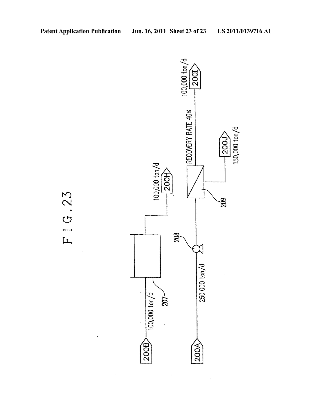 Method and Apparatus for Generating Fresh Water, and Method and Apparatus     for Desalinating Sea Water - diagram, schematic, and image 24
