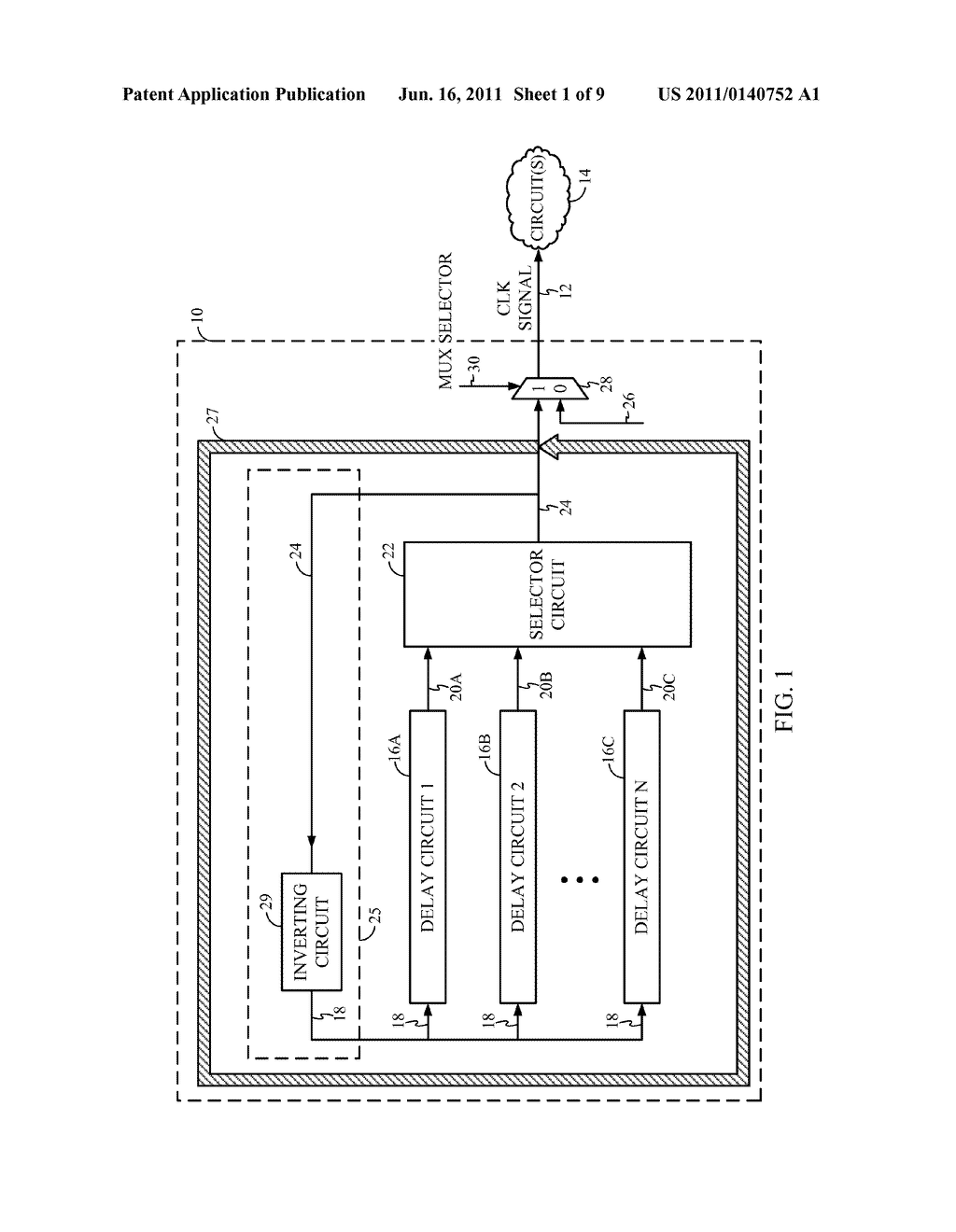 Adaptive Clock Generators, Systems, and Methods - diagram, schematic, and image 02