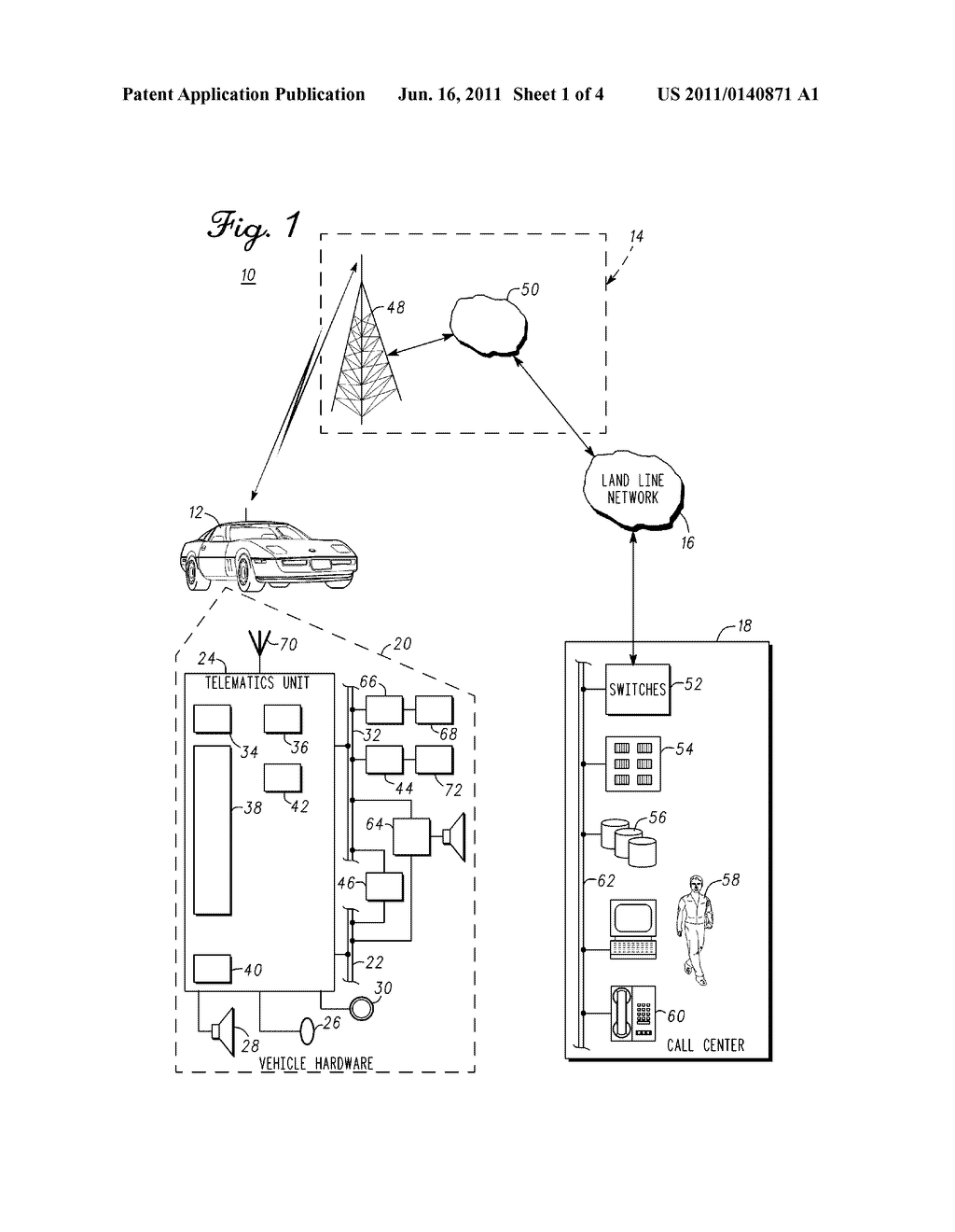 SYSTEM AND METHOD FOR DISABLING A VEHICLE - diagram, schematic, and image 02
