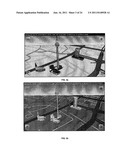 METHOD FOR RE-USING PHOTOREALISTIC 3D LANDMARKS FOR NONPHOTOREALISTIC 3D     MAPS diagram and image