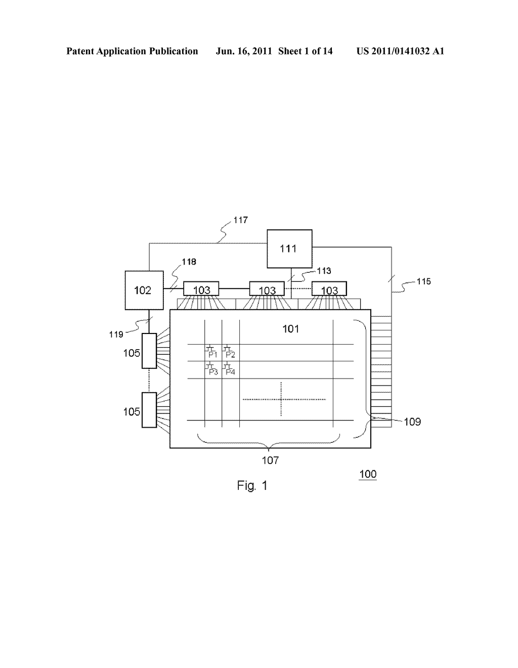 Electro-optic display and related driving method thereof - diagram, schematic, and image 02
