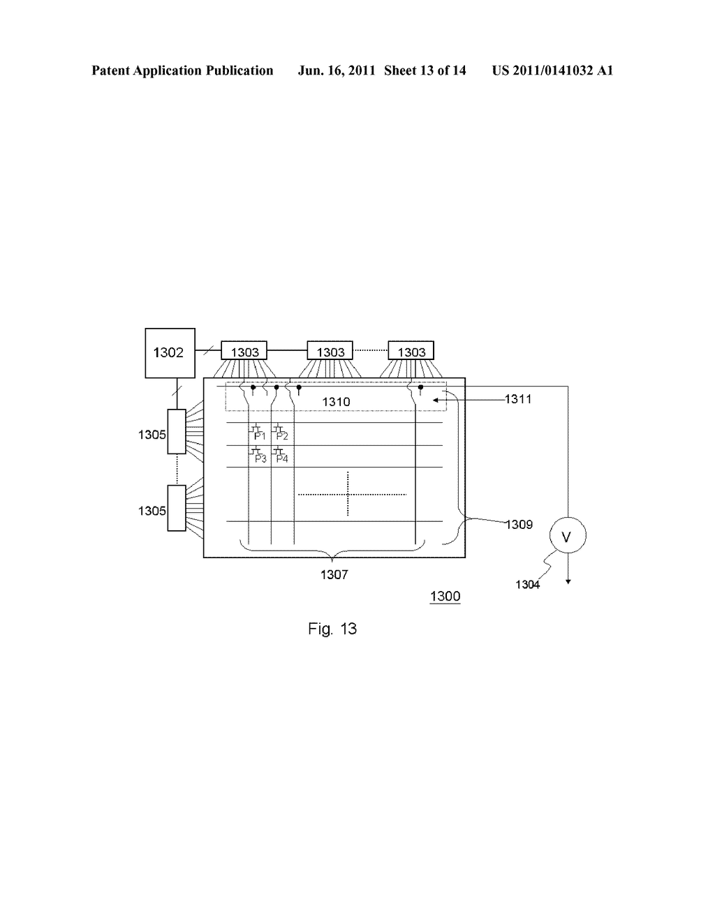 Electro-optic display and related driving method thereof - diagram, schematic, and image 14