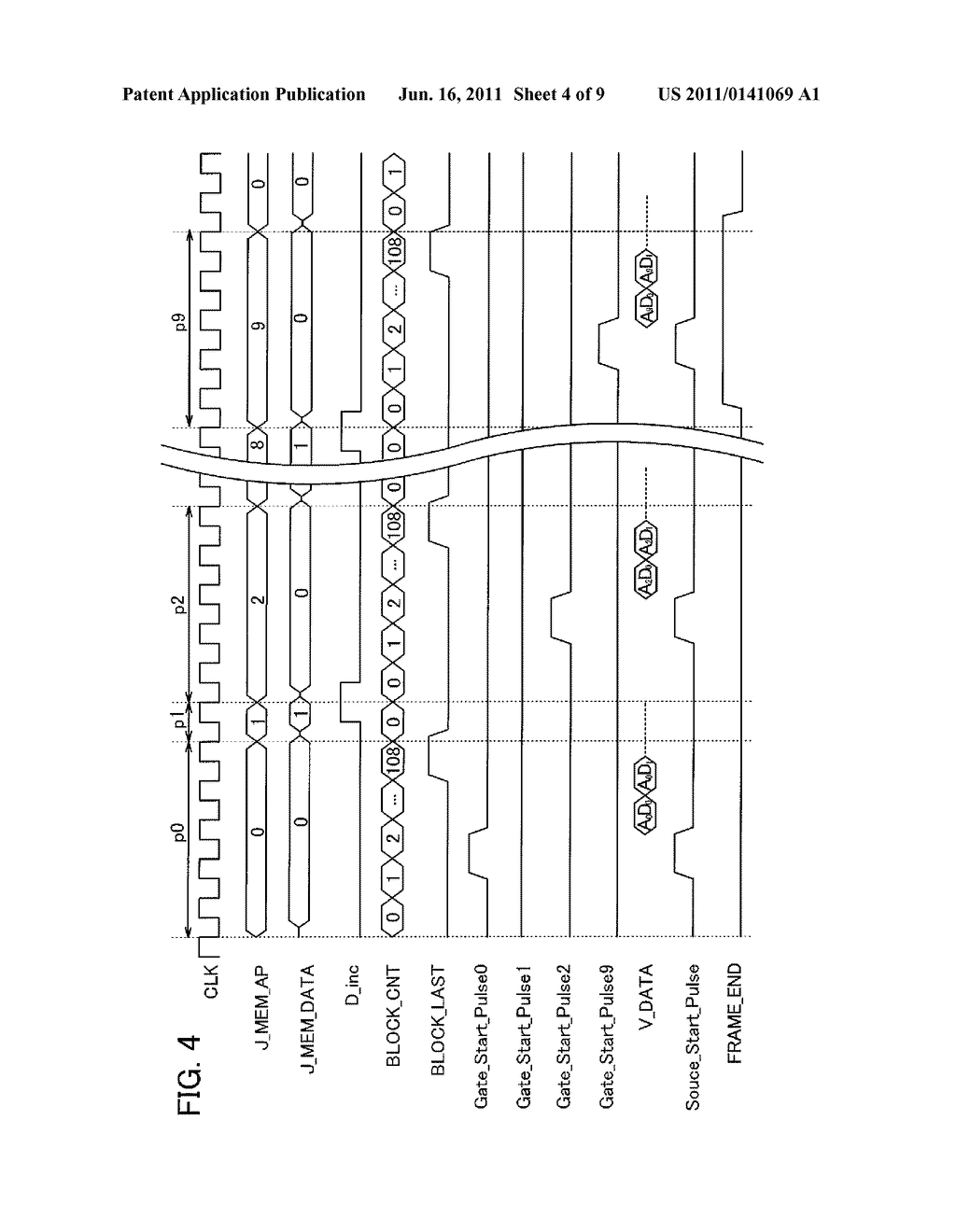 DISPLAY DEVICE AND DRIVING METHOD THEREOF - diagram, schematic, and image 05