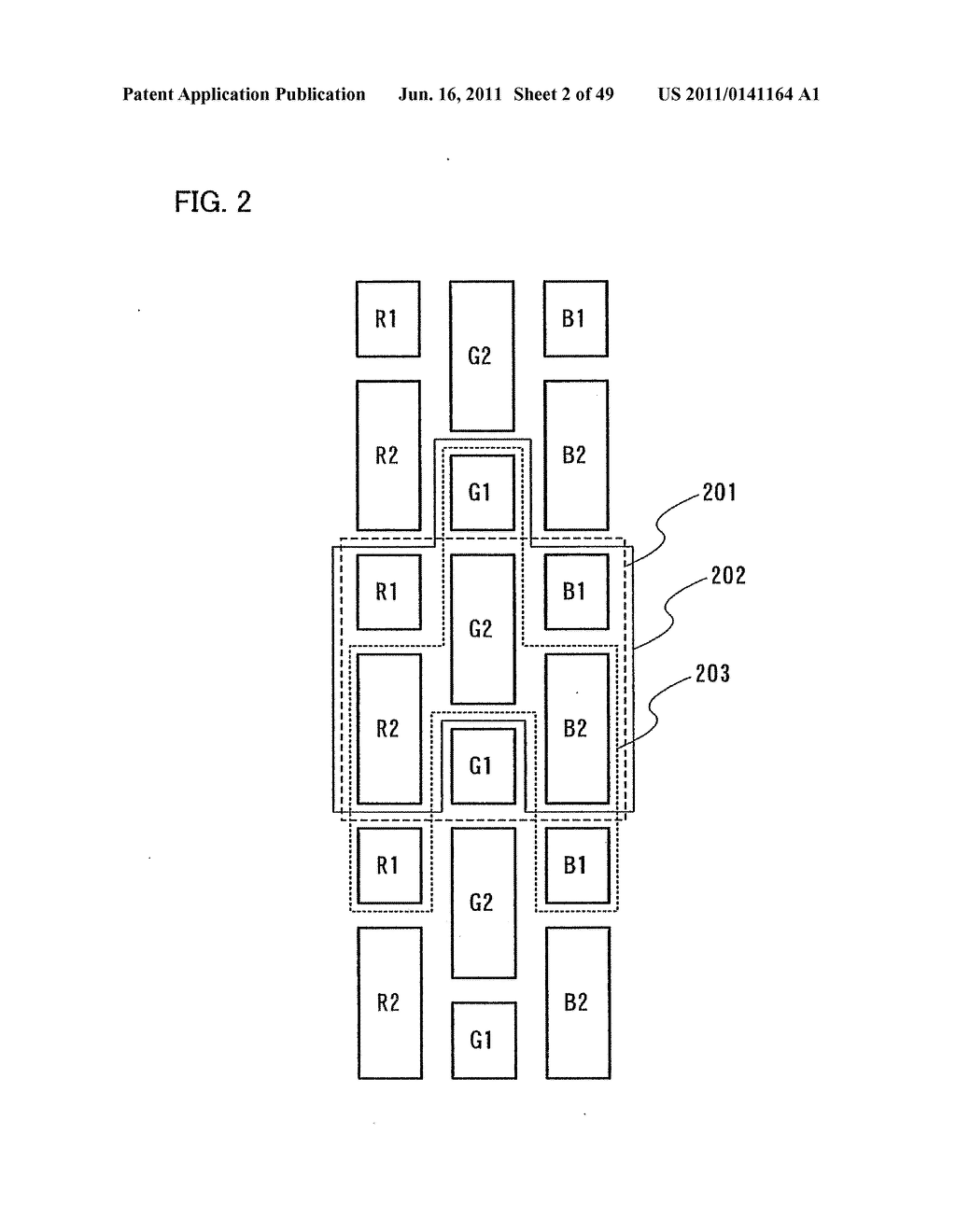 Display Device, Electronic Device and Method of Driving Display Device - diagram, schematic, and image 03