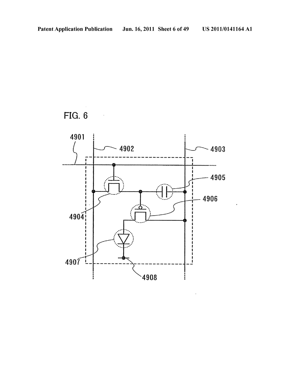 Display Device, Electronic Device and Method of Driving Display Device - diagram, schematic, and image 07