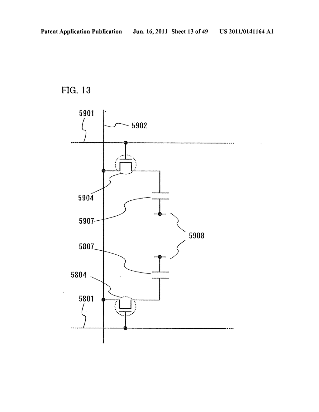 Display Device, Electronic Device and Method of Driving Display Device - diagram, schematic, and image 14