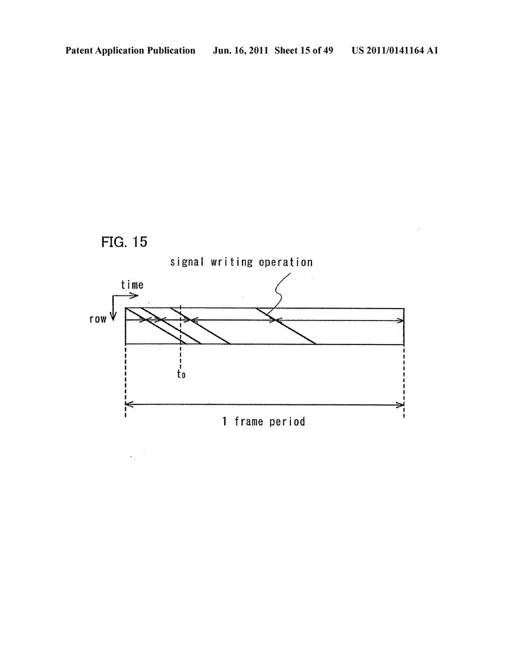 Display Device, Electronic Device and Method of Driving Display Device - diagram, schematic, and image 16