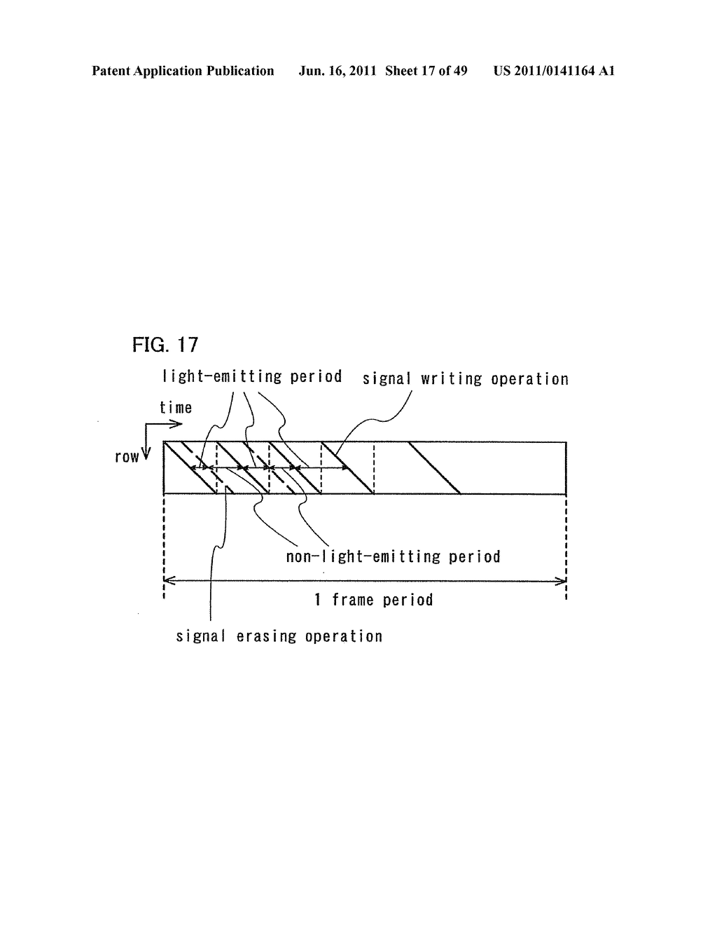 Display Device, Electronic Device and Method of Driving Display Device - diagram, schematic, and image 18