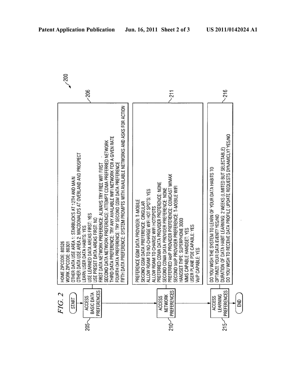 SYSTEM AND METHOD FOR ROUTING A WIRELESS CONNECTION IN A HYBRID NETWORK - diagram, schematic, and image 03