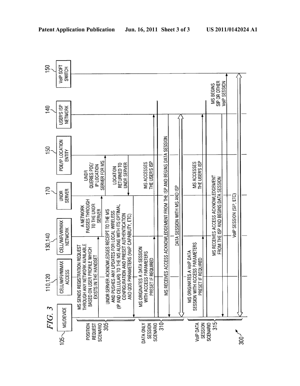 SYSTEM AND METHOD FOR ROUTING A WIRELESS CONNECTION IN A HYBRID NETWORK - diagram, schematic, and image 04